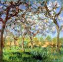 Primavera, de Claude (Oscar) Monet