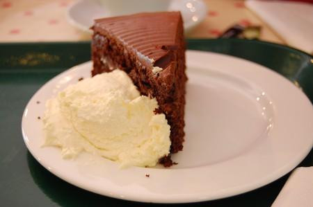 Comida y merienda en el Avoca Cafe
