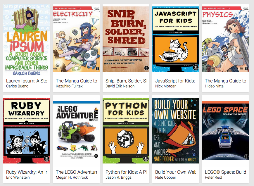 Humble Brainiac Book Bundle